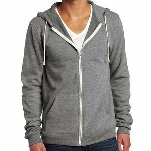 Threads 4 Thought Baseline Triblend Zip Hoodie